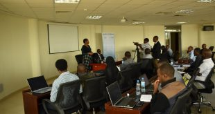 Director of ICT Application and Services, Opening the Training