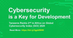 Cybersecurity is key for Devt